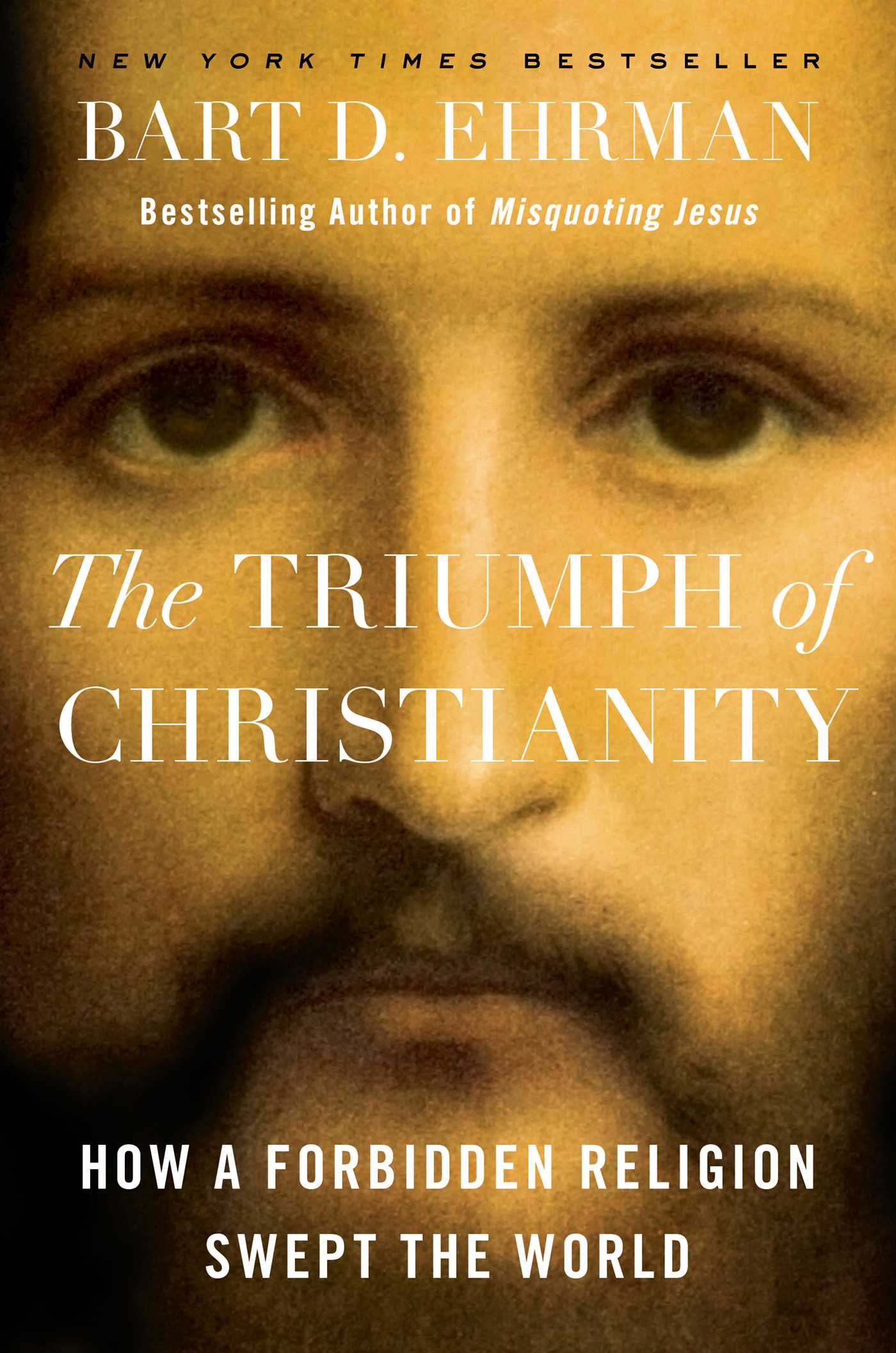The triumph of christianity 9781501136702 hr