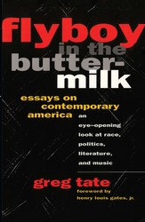 FLYBOY IN THE BUTTERMILK: ESSAYS ON CONTEMPORARY AMERICA