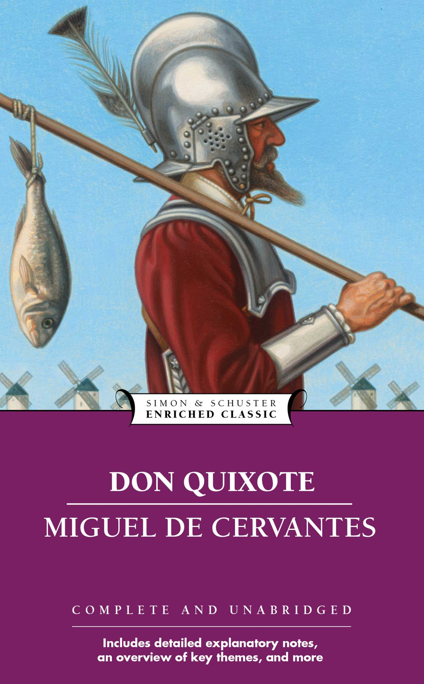 Don quixote 9781501137341 hr