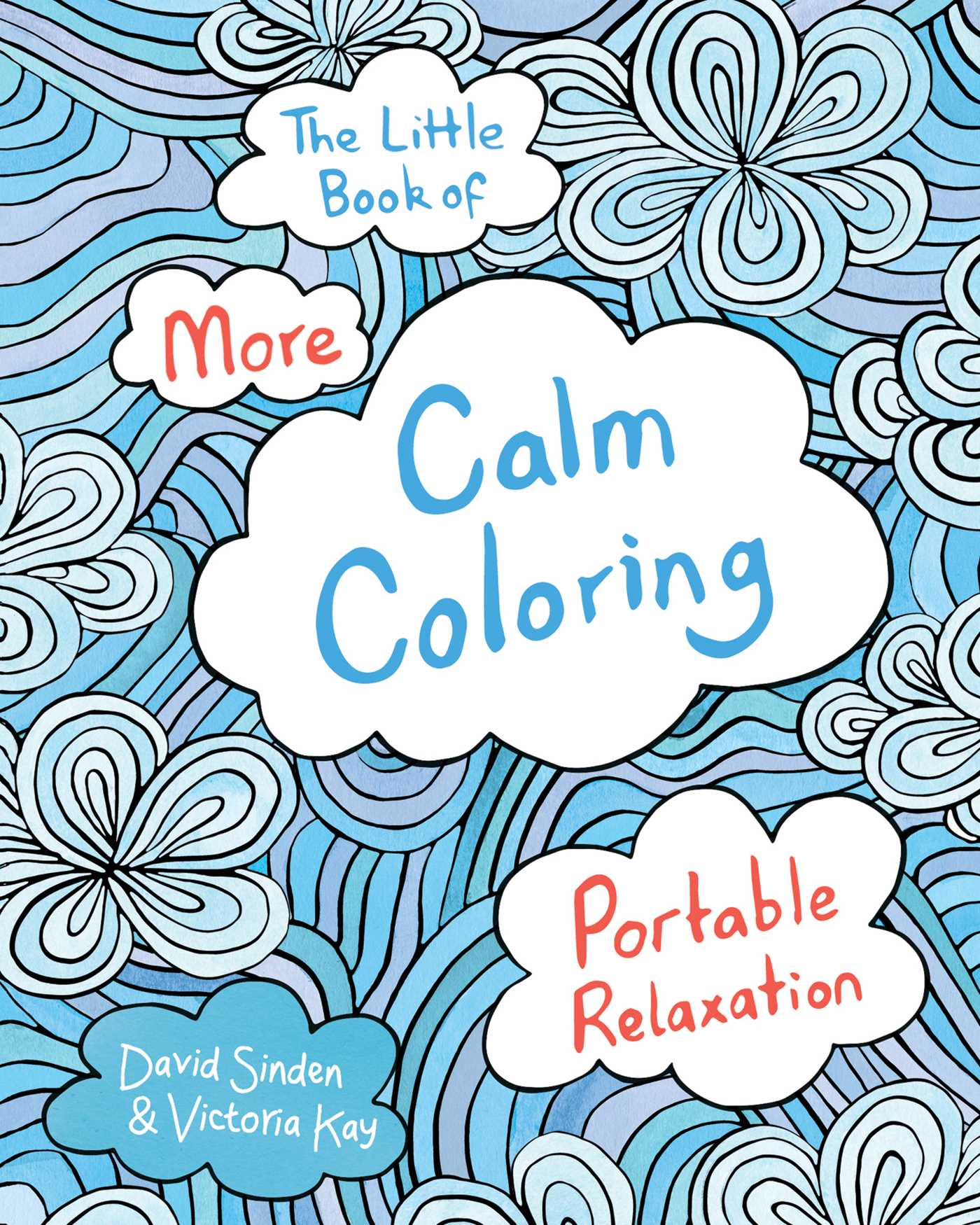 Little book of coloring for mindfulness - The Little Book Of More Calm Coloring