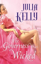 The Governess Was Wicked book cover