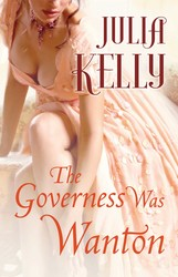 The Governess Was Wanton book cover