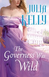 Governess Was Wild book cover