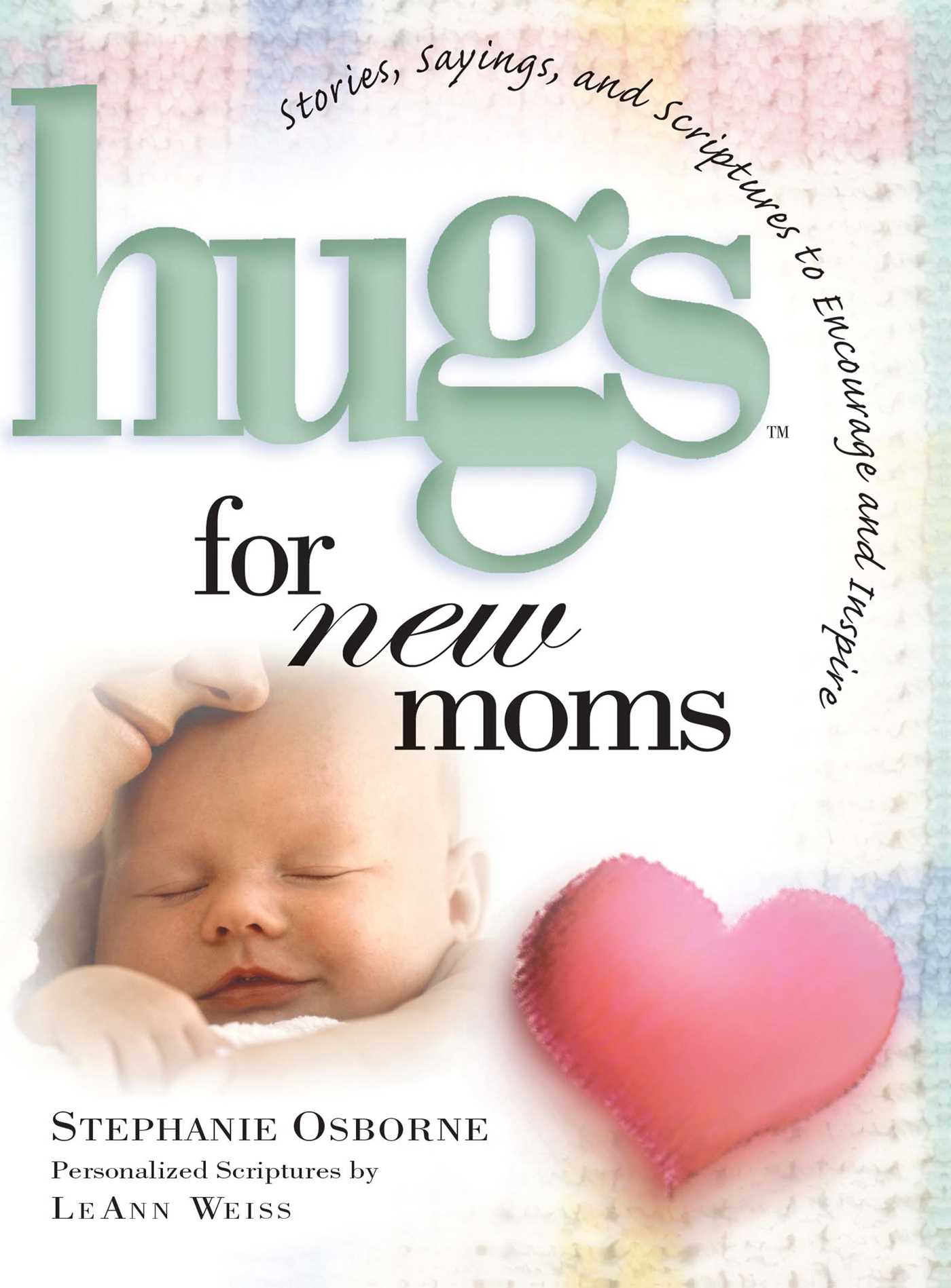 Hugs for new moms 9781501139413 hr