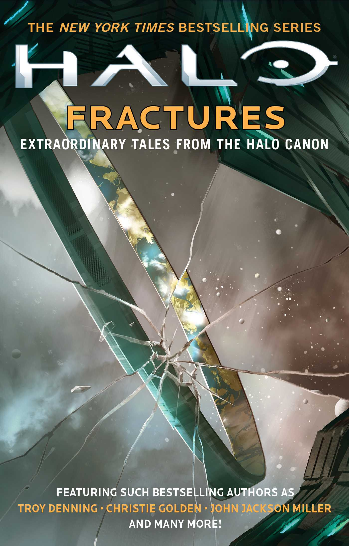 Book Cover Image (jpg): Halo: Fractures Ebook 9781501140686