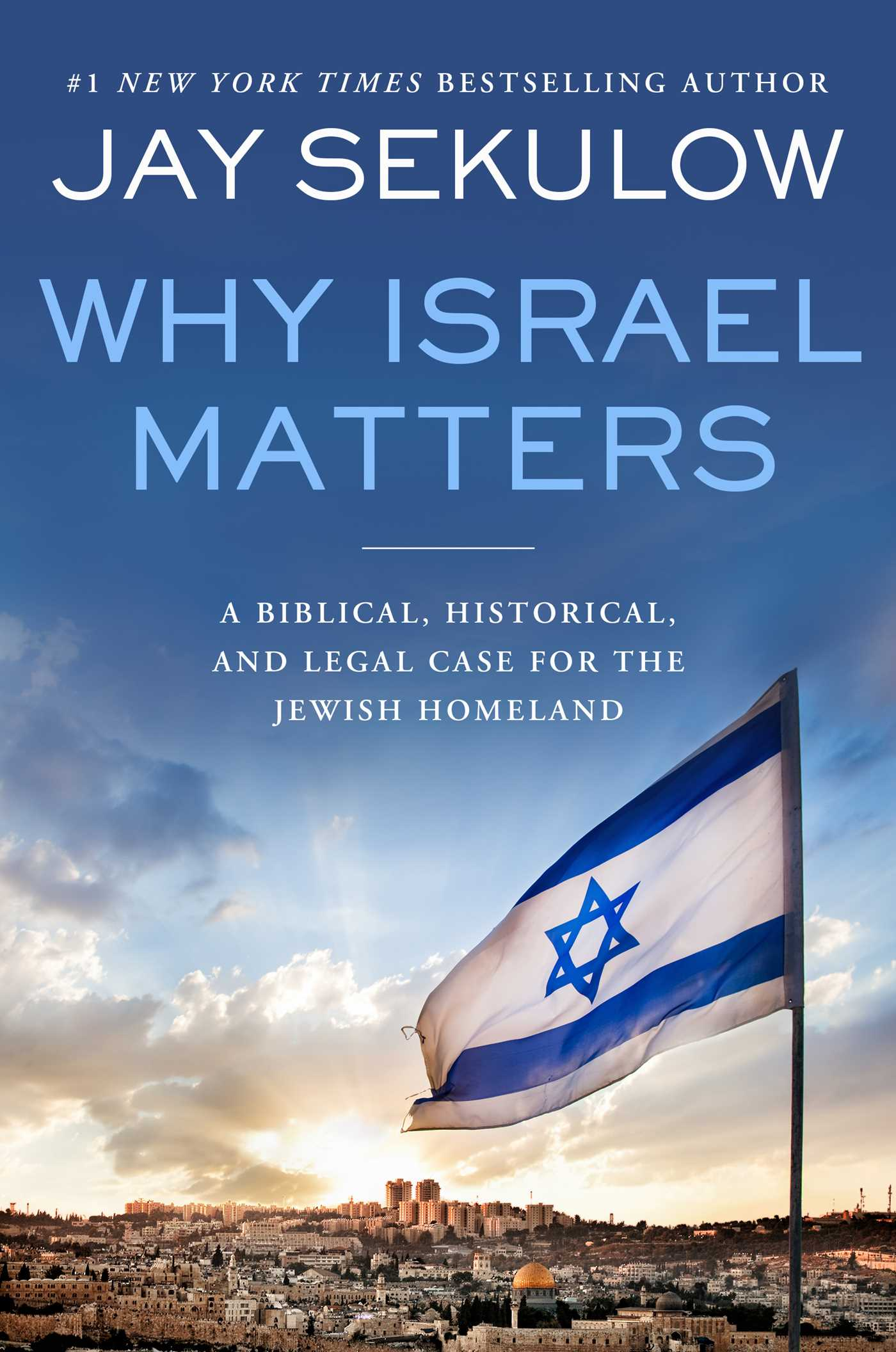 Why israel matters 9781501141041 hr