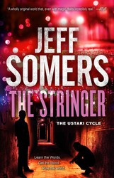 The Stringer book cover