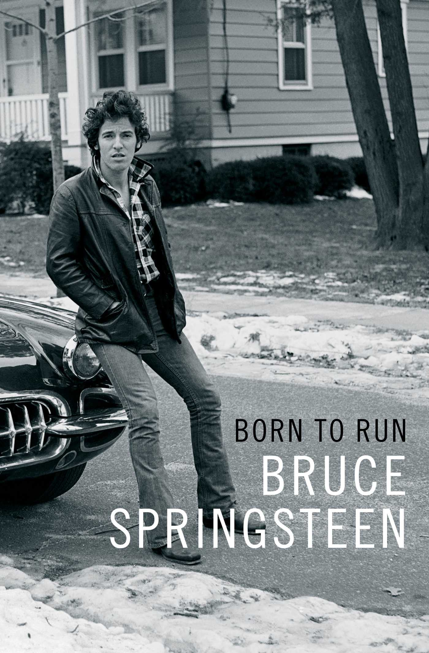 Image result for born to run springsteen book