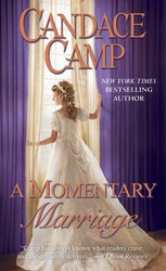A Momentary Marriage book cover
