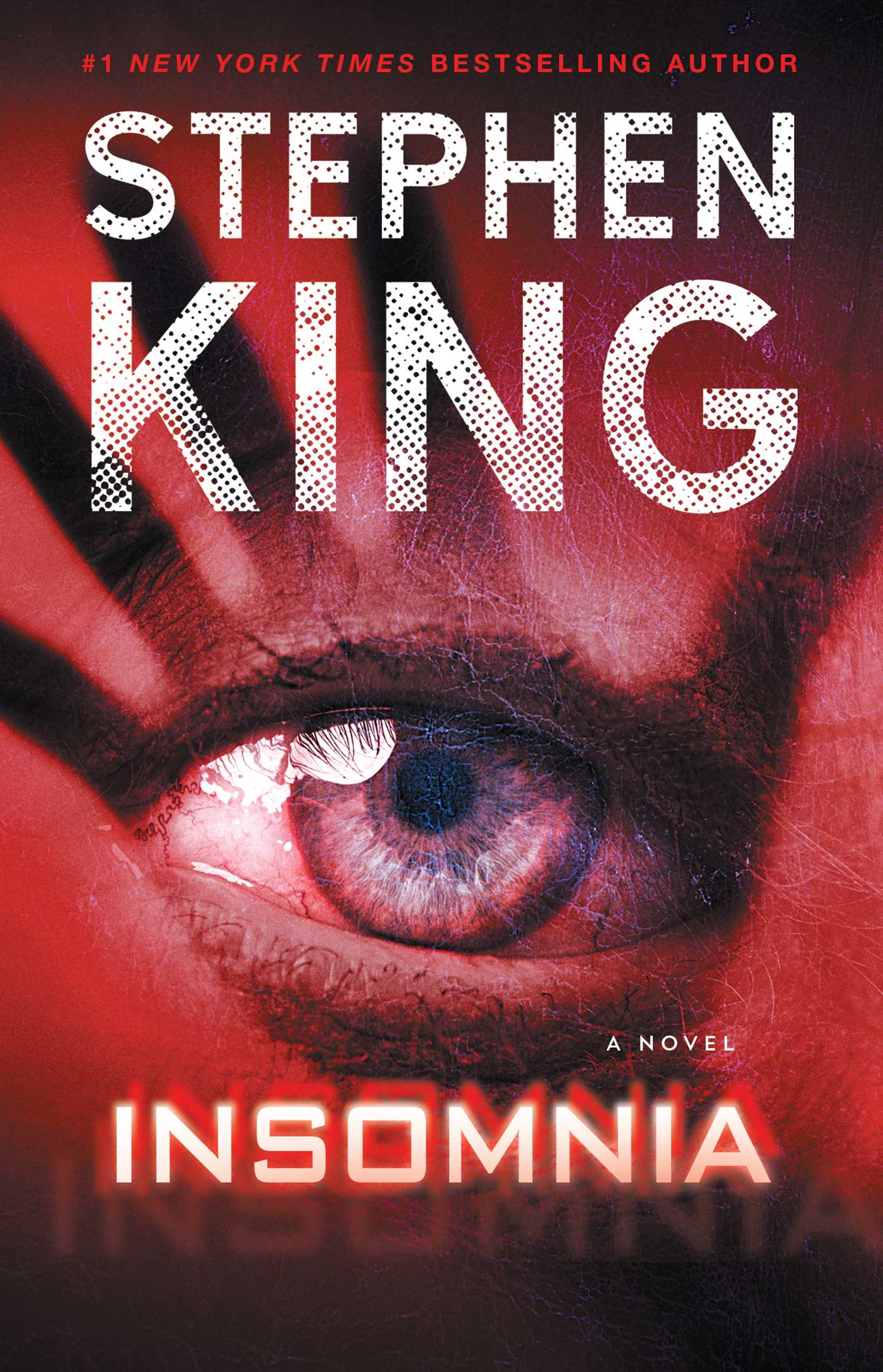 an analysis of the novel insomnia by stephen king Insomnia, by stephen king  this is a coincidence – this was the only stephen king book i had on my  insomnia to reader summary: (i find it hard to .