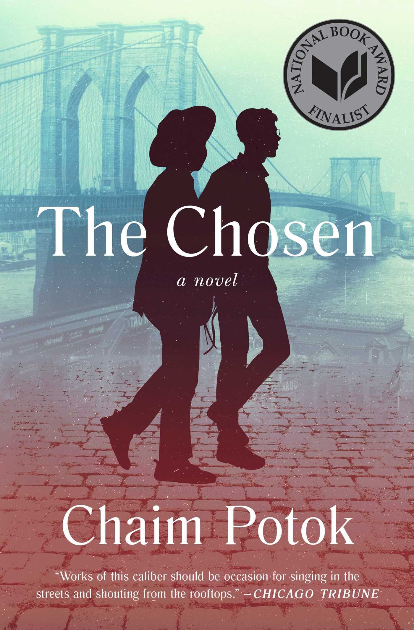 an analysis of the fiction novel the chosen by chaim potok The chosen chaim potok buy share buy home literature book summary the novel ends as danny agrees to visit the malters and then leaves.