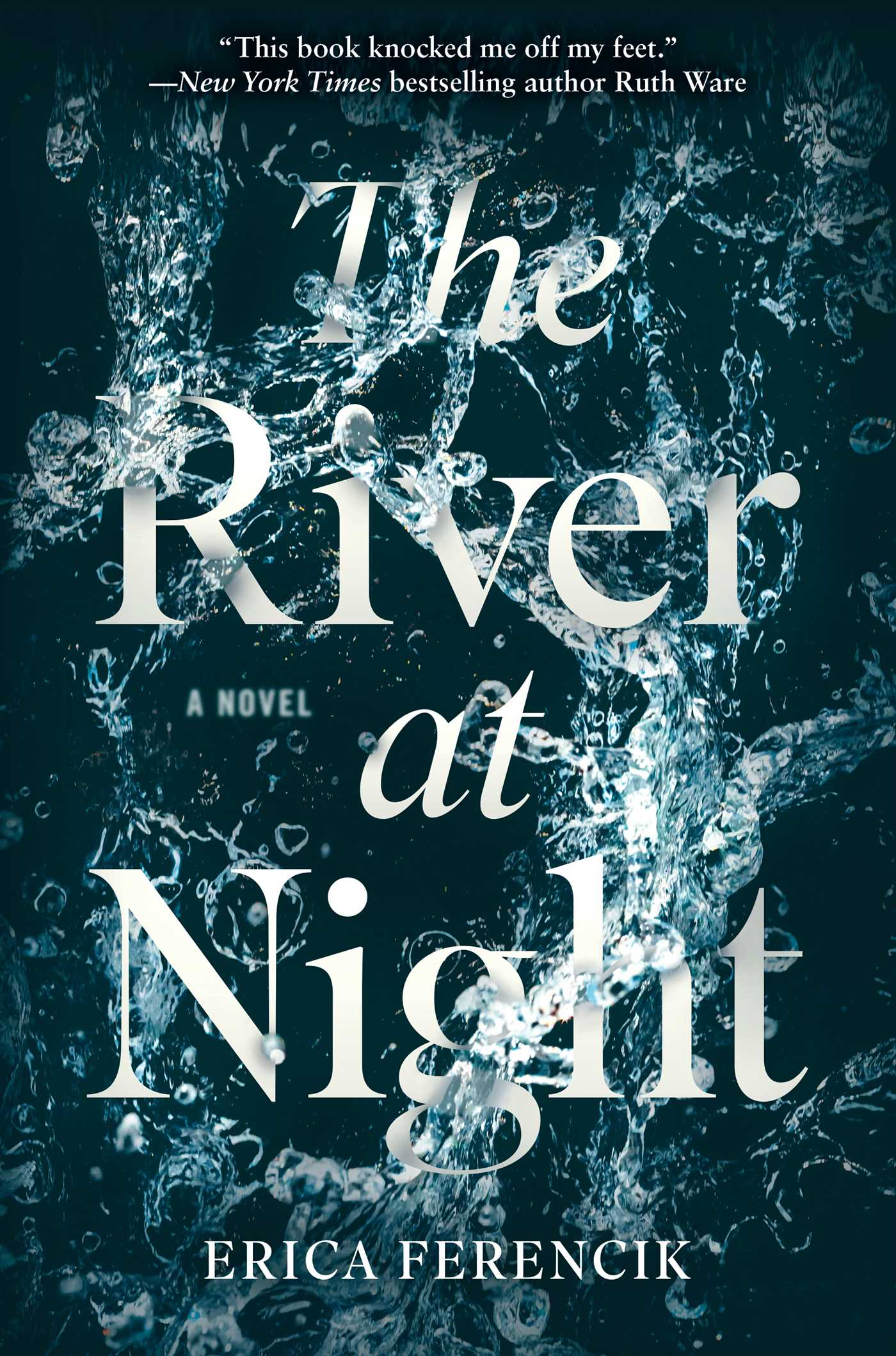 The river at night 9781501143199 hr