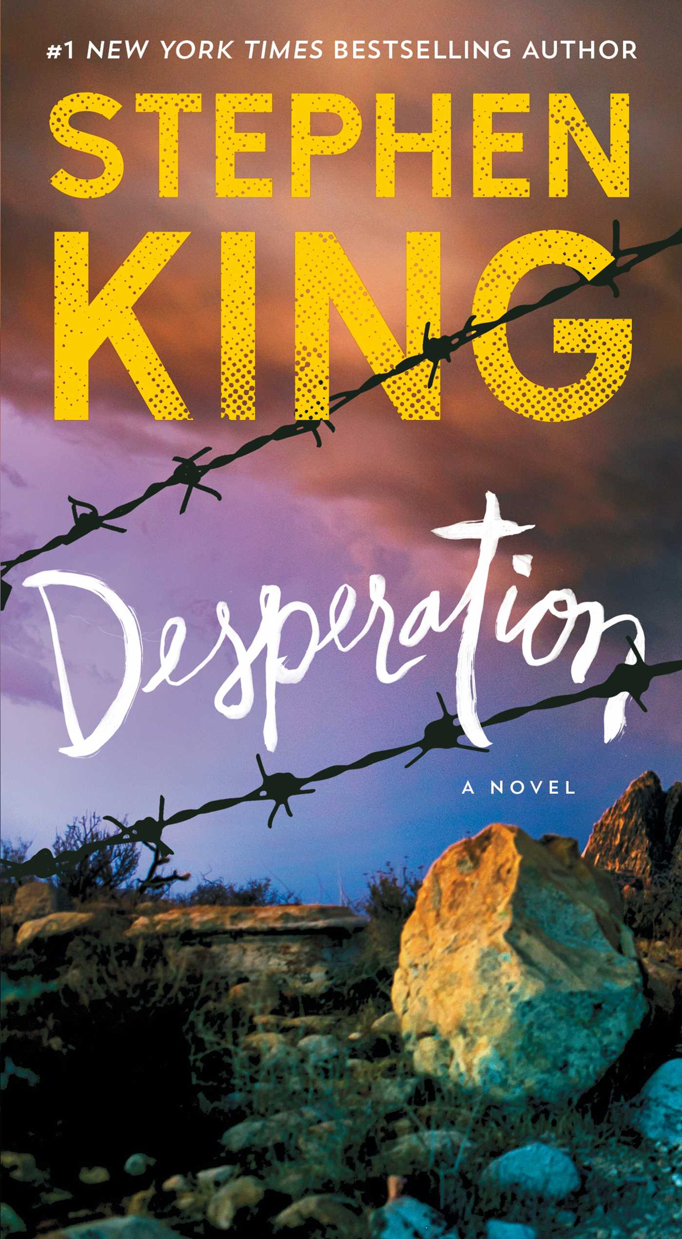 desperation by stephen king Rent stephen king's desperation (2006) starring tom skerritt and steven weber  on dvd and blu-ray get unlimited dvd movies & tv shows delivered to your.