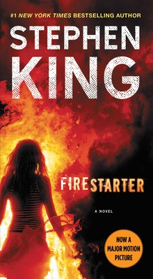Fire-Starter by Stephen King (1980, Hardcover) Book Club Edition, w/dust jacket