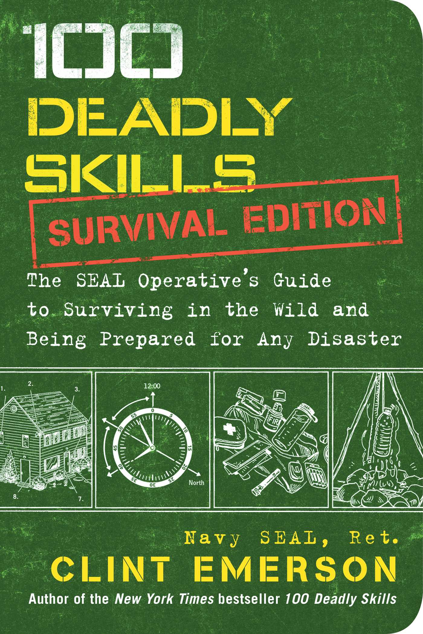 100 deadly skills survival edition 9781501143908 hr
