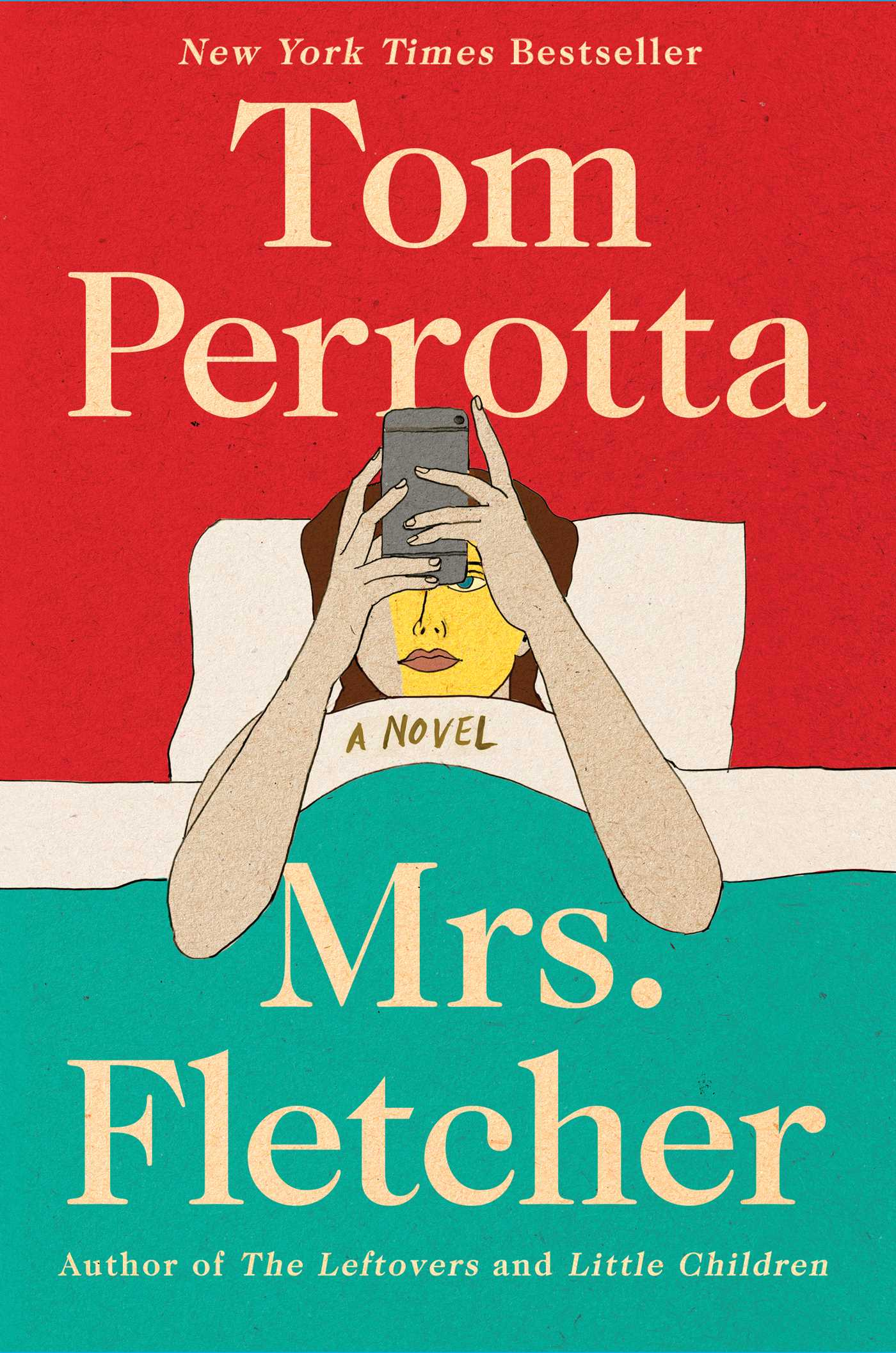 Mrs Fletcher By Tom Perrotta