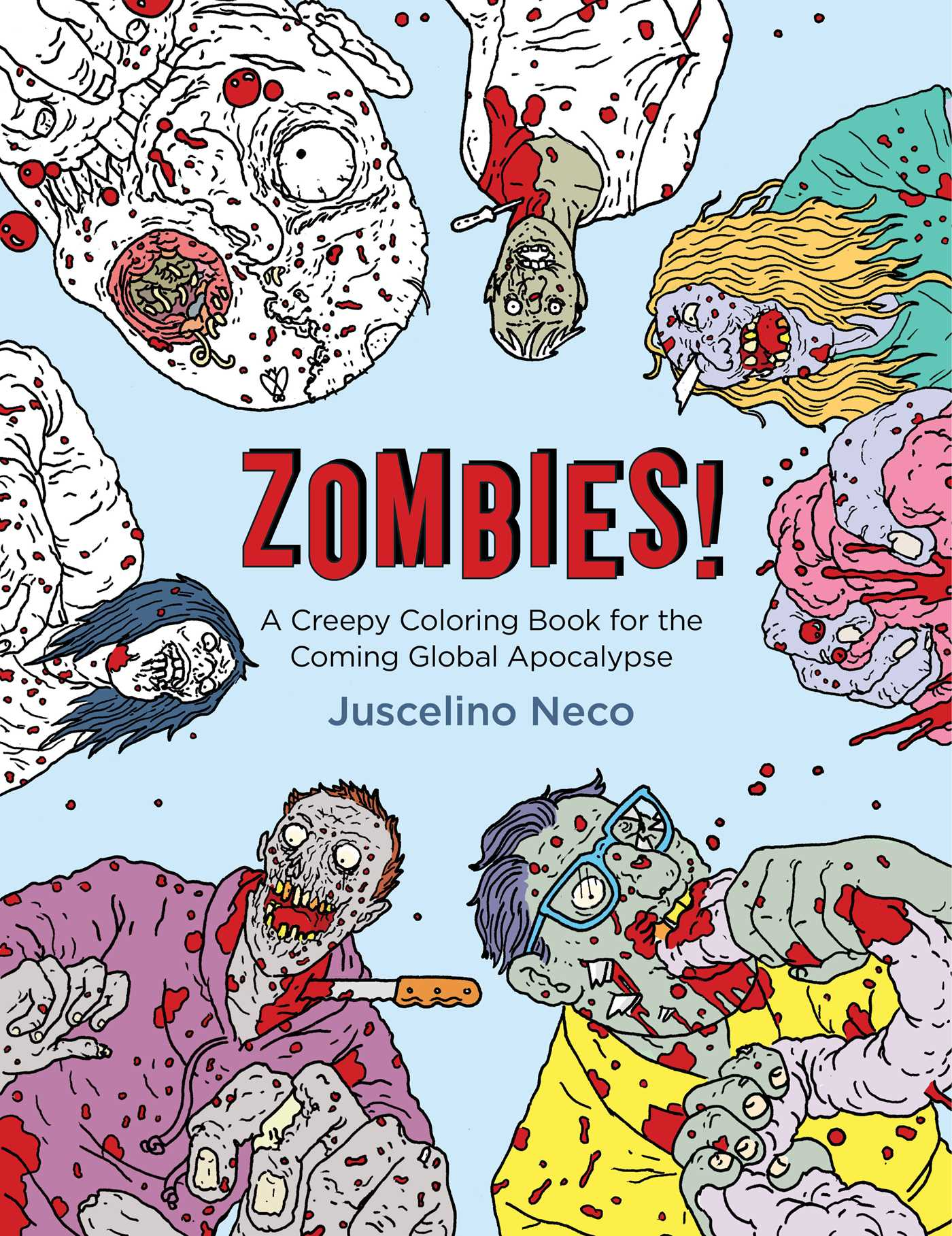 zombies book by juscelino neco official publisher page