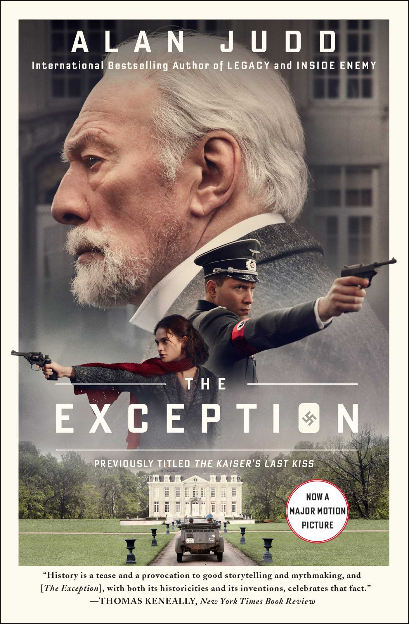The exception 9781501144103 hr