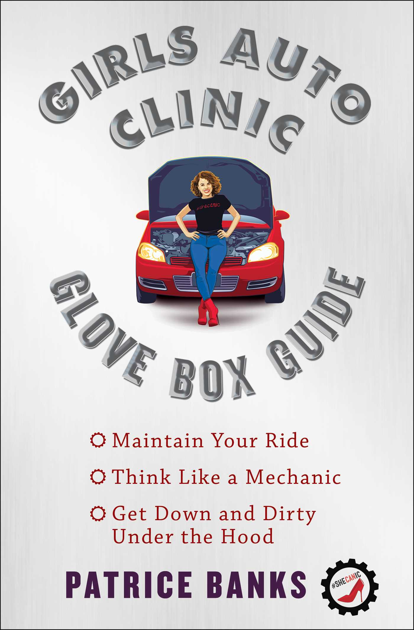 Girls auto clinic glove box guide 9781501144110 hr