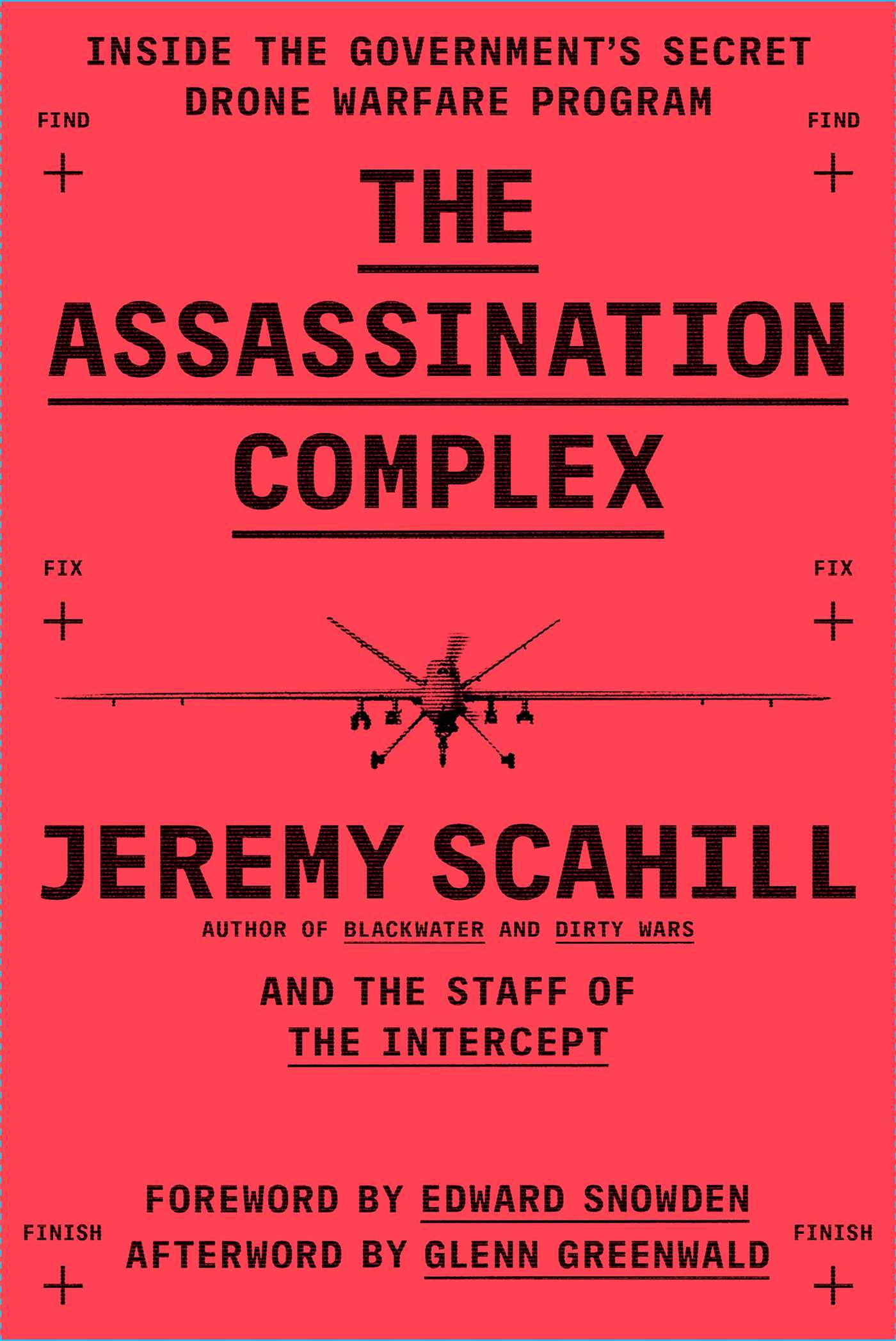 The assassination complex 9781501144134 hr