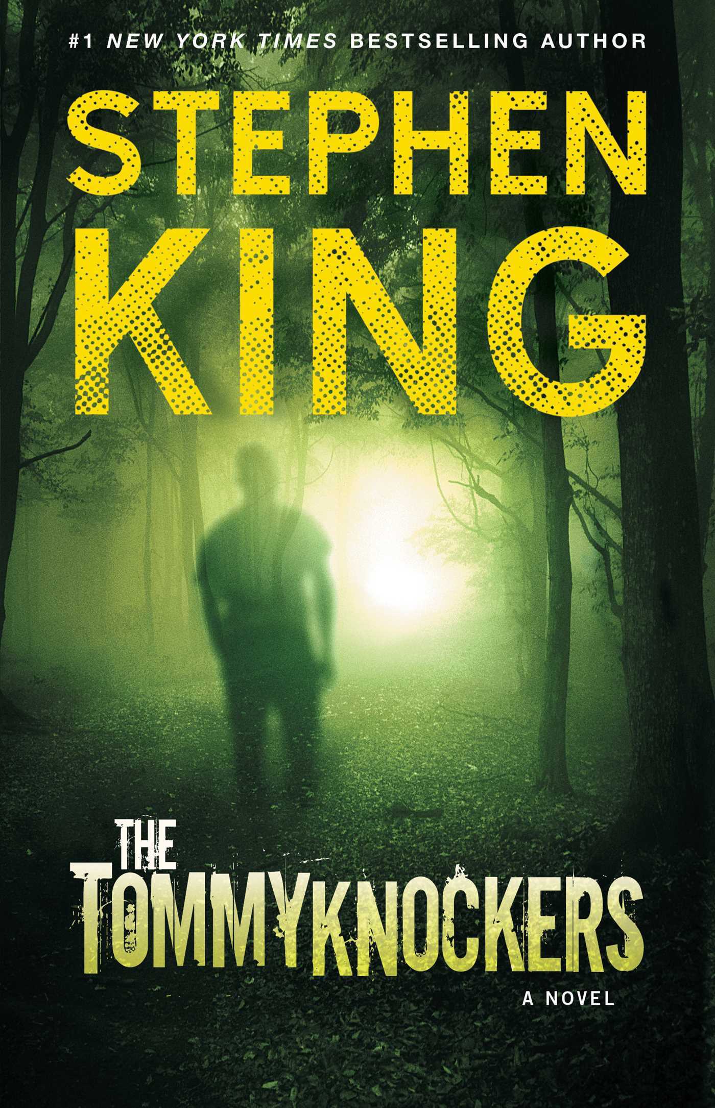 the tommyknockers by stephen king essay New listing 1st edition stephen king novel lot the tommy knockers, dark half, skeleton the tommyknockers stephen king hardcover 1987 1st print putnam publishing.