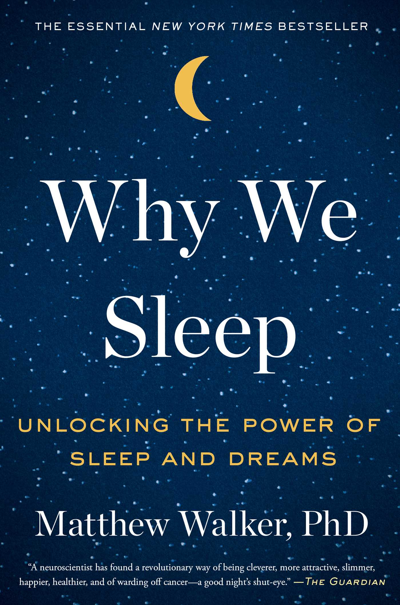 Why we sleep 9781501144318 hr