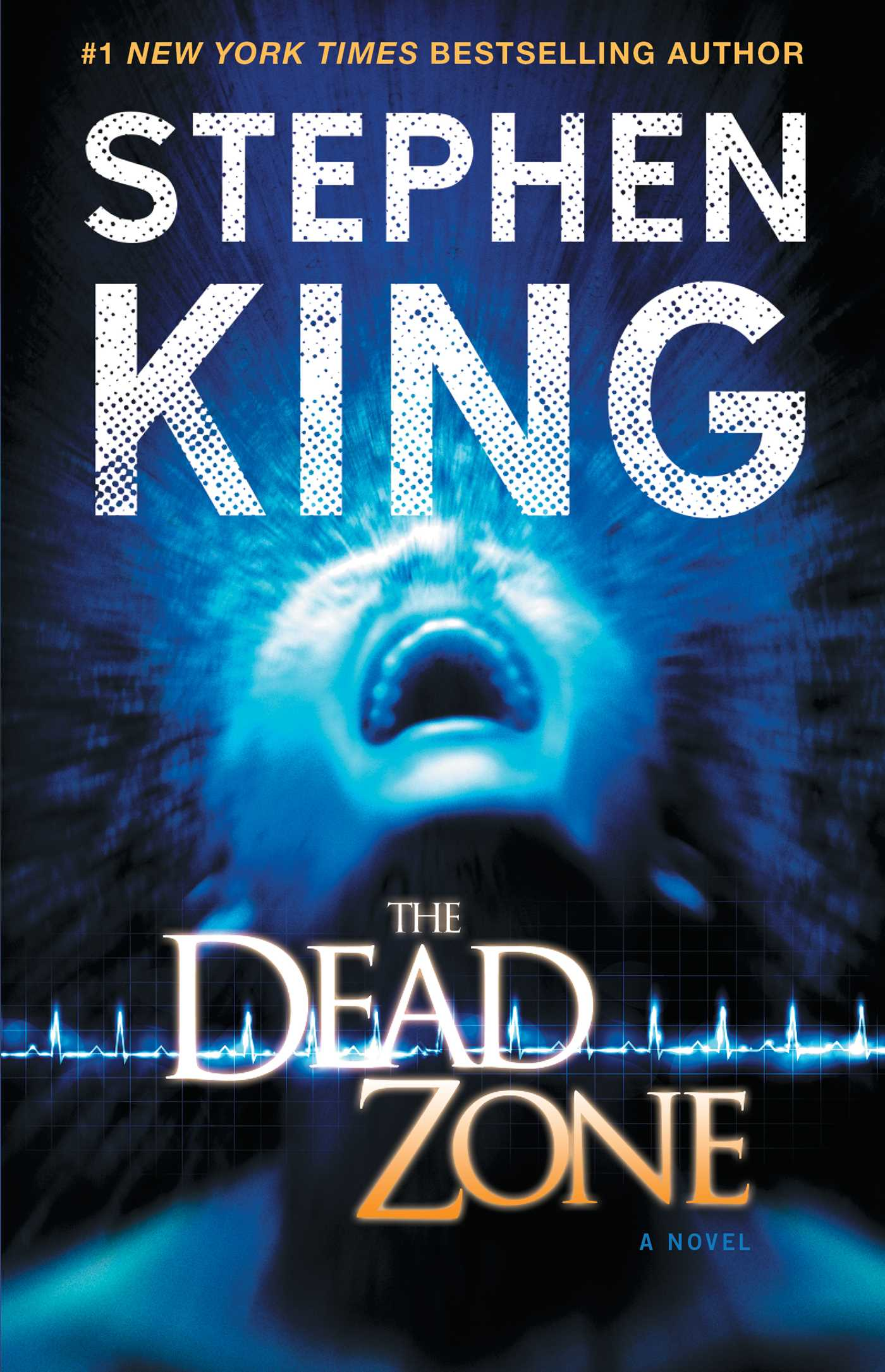 Book Cover Art Zone : The dead zone book by stephen king official publisher