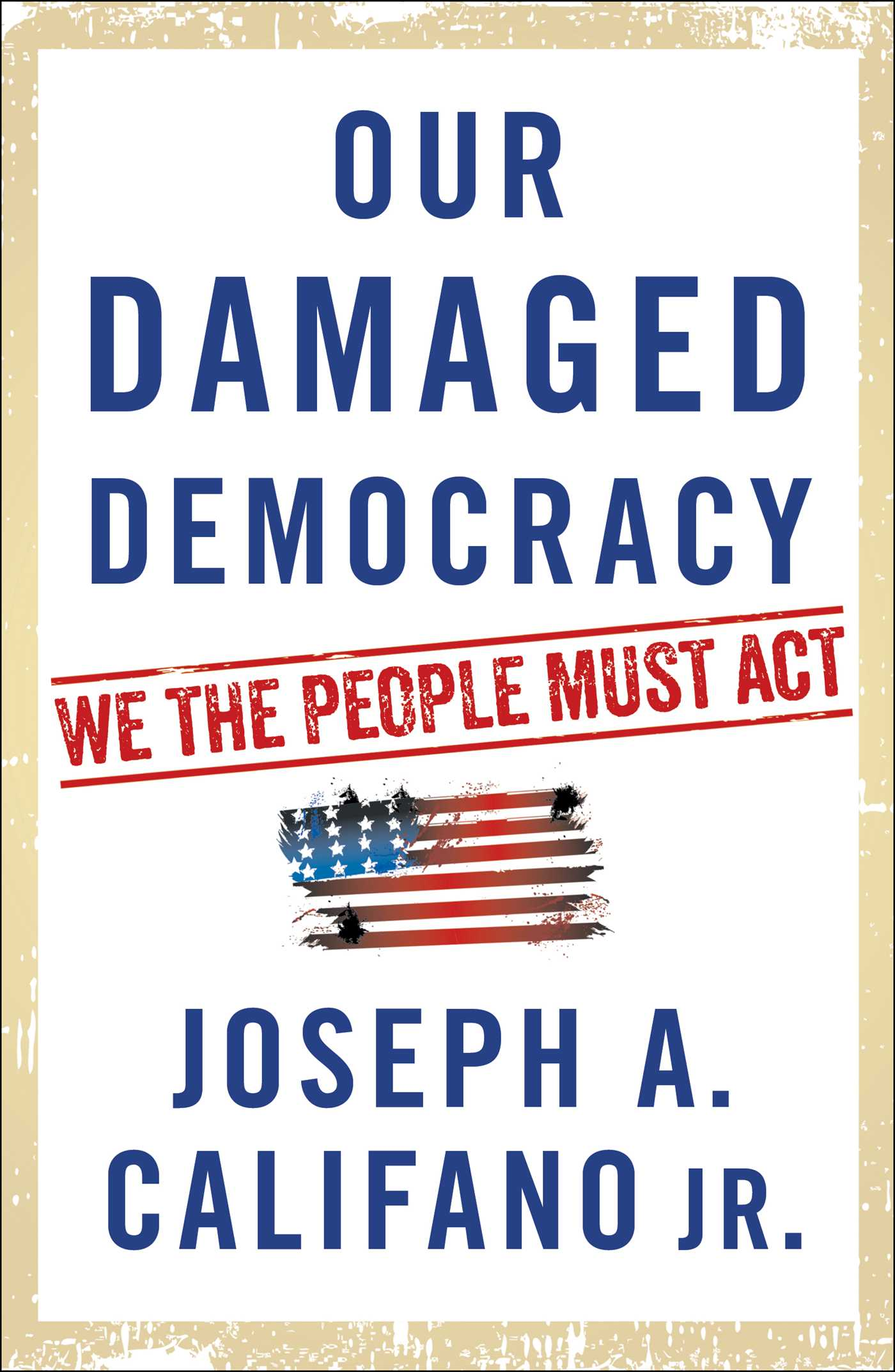 Our damaged democracy 9781501144615 hr