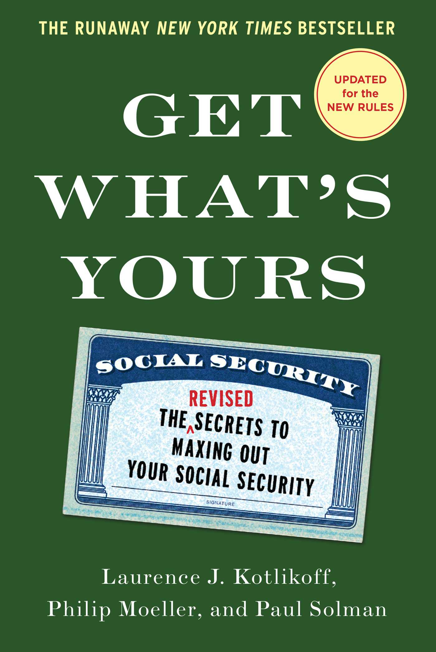 get what s yours for medicare book by philip moeller official