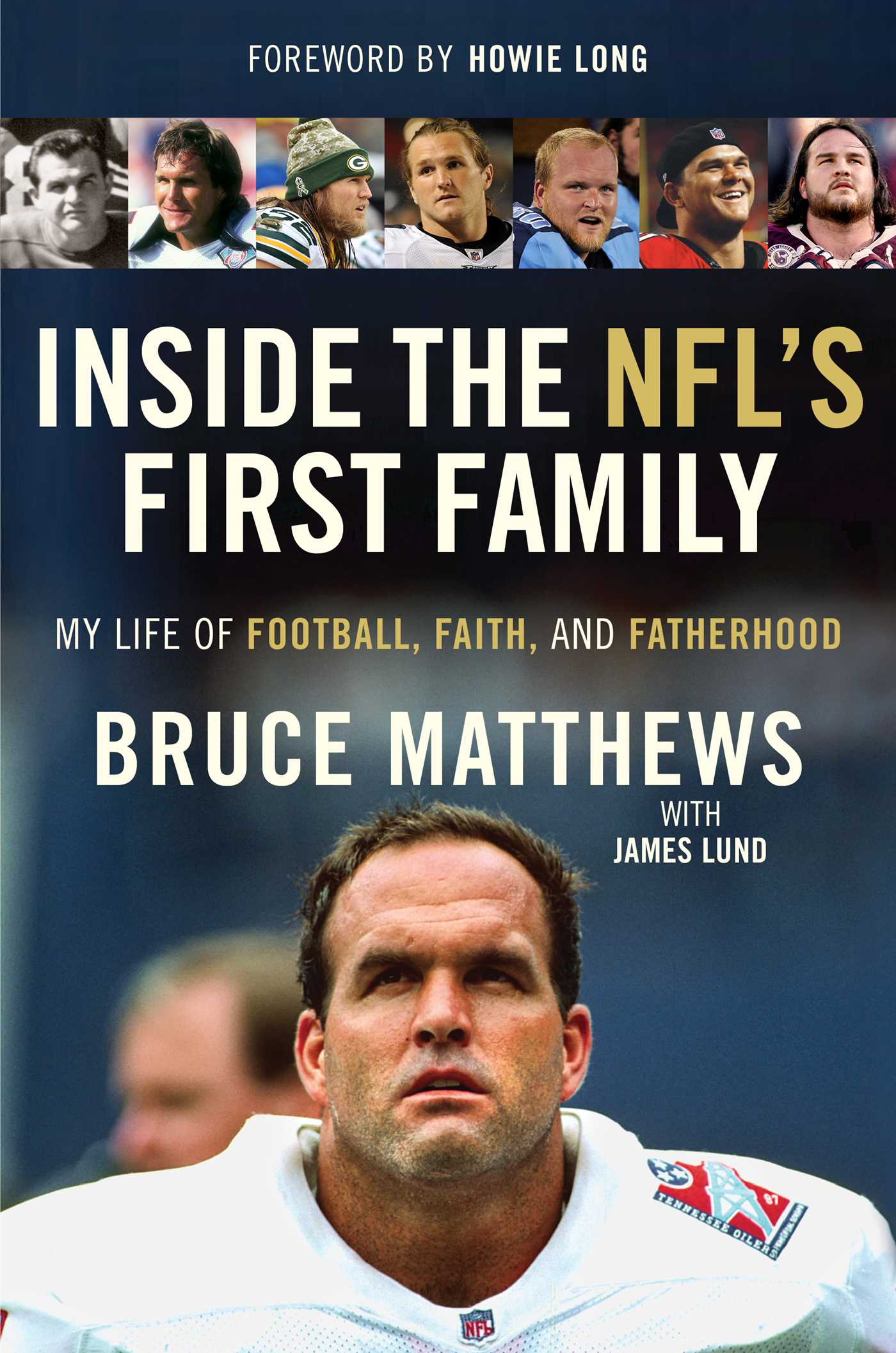 Inside the nfls first family 9781501144783 hr