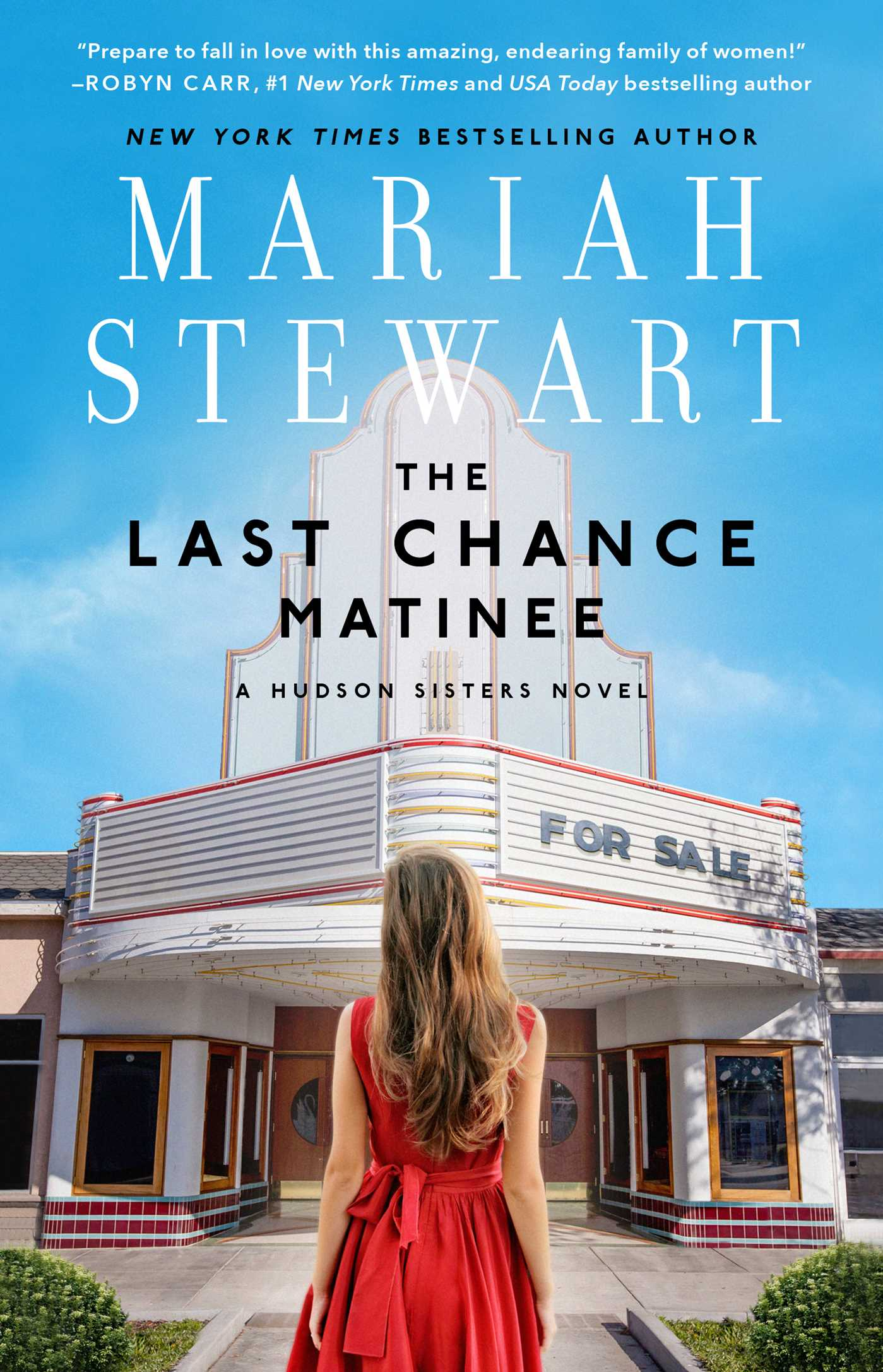 The last chance matinee 9781501144905 hr