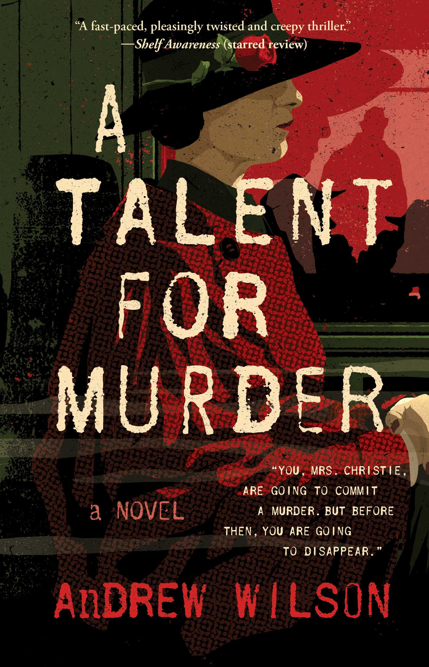 A talent for murder 9781501145087 hr