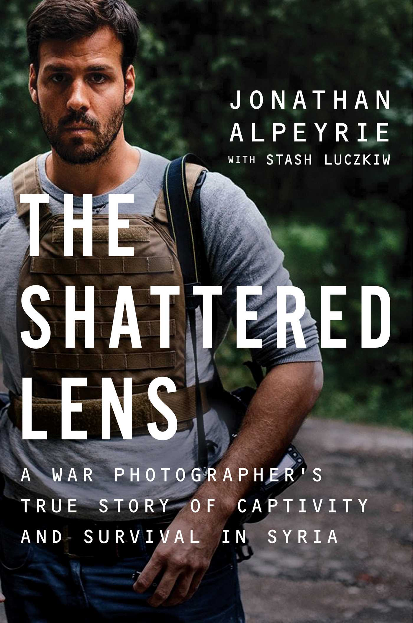 The shattered lens 9781501146503 hr