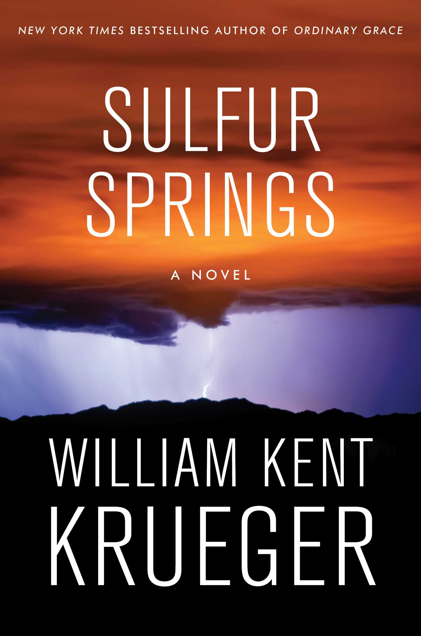 Sulfur springs 9781501147340 hr