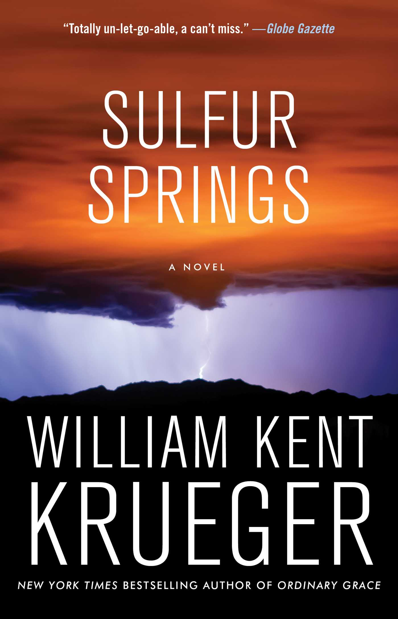 Sulfur springs 9781501147449 hr