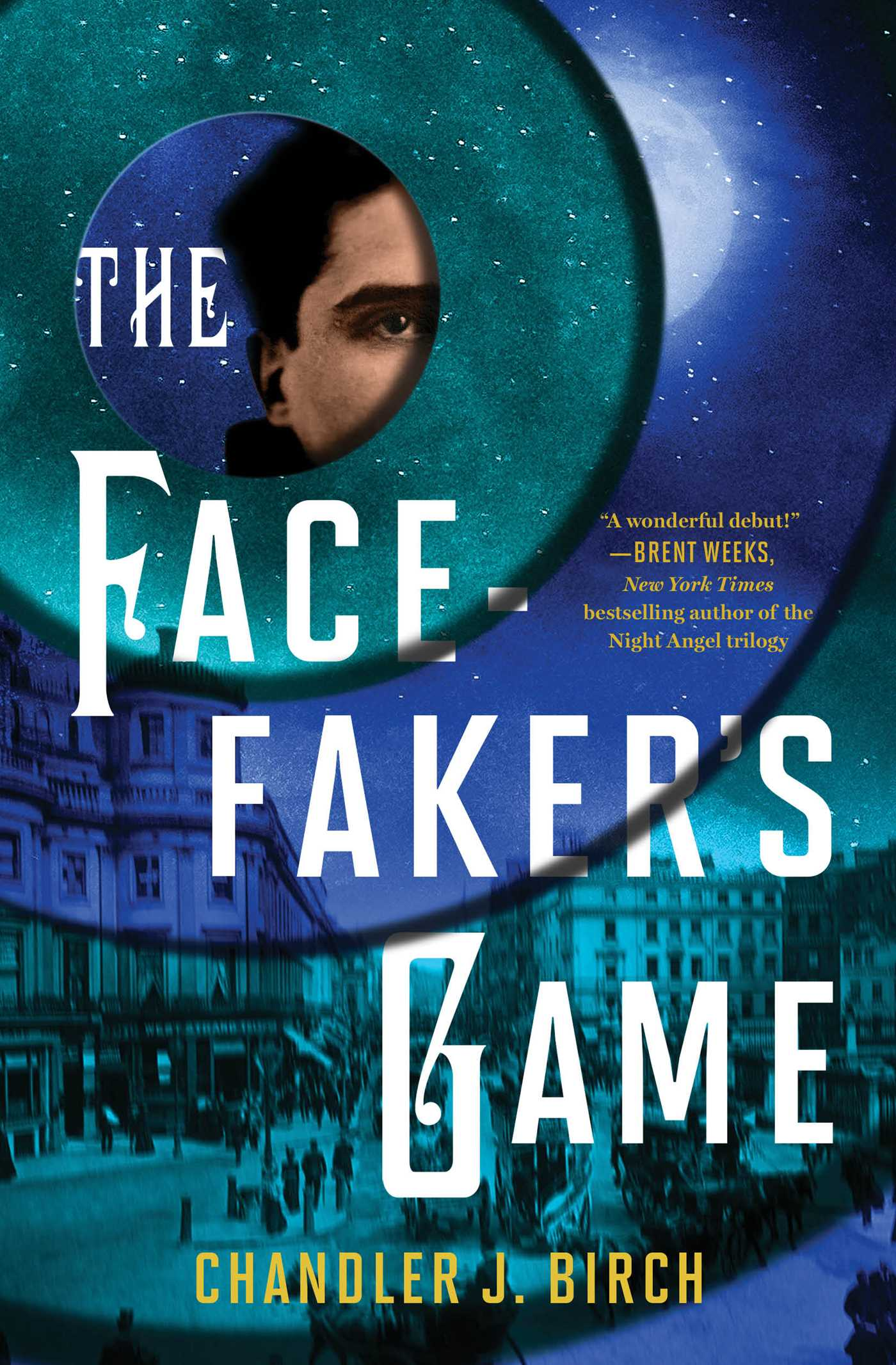 The facefakers game 9781501147753 hr