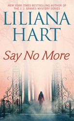 Say No More book cover