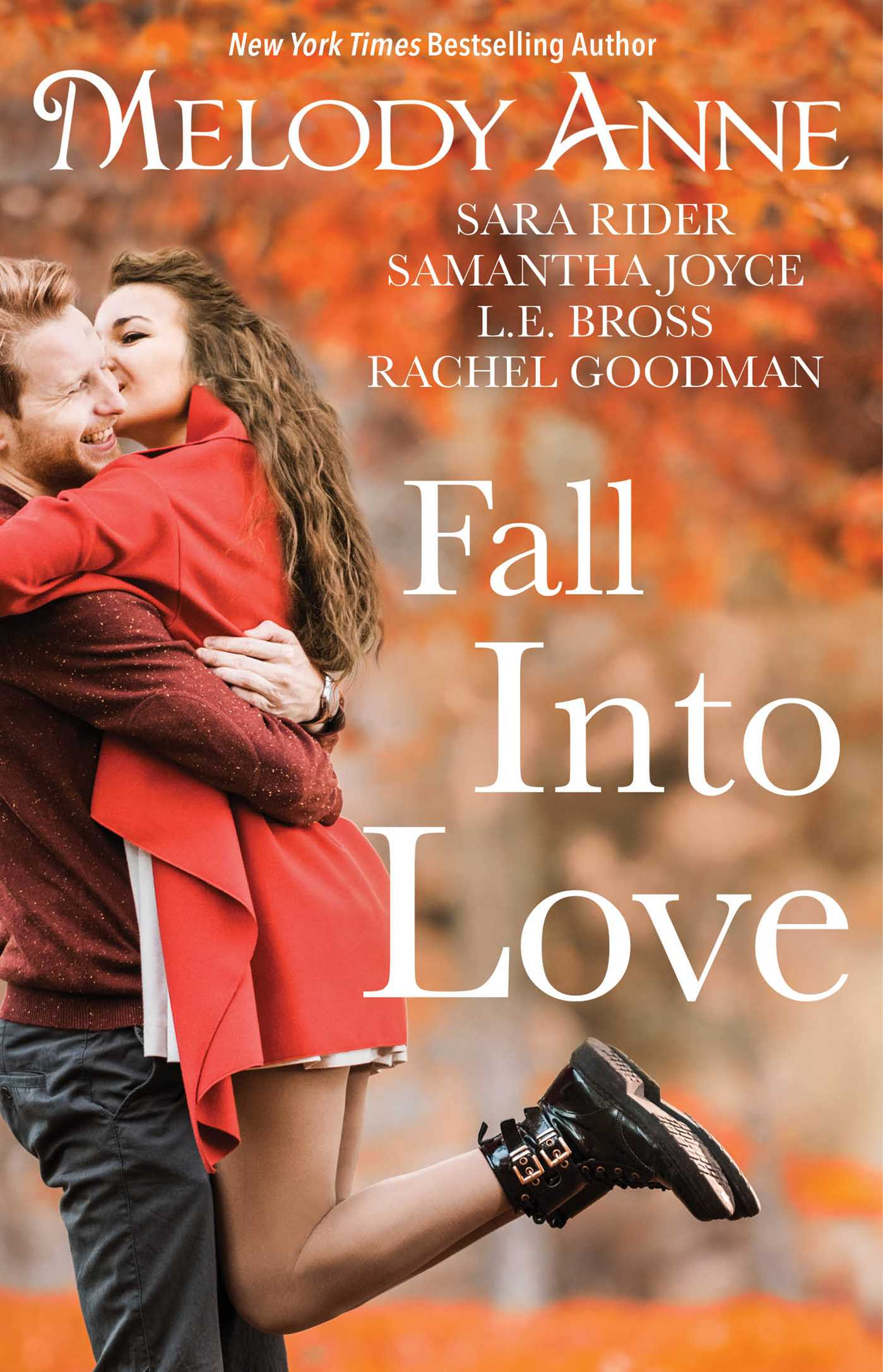 Fall into love 9781501151767 hr