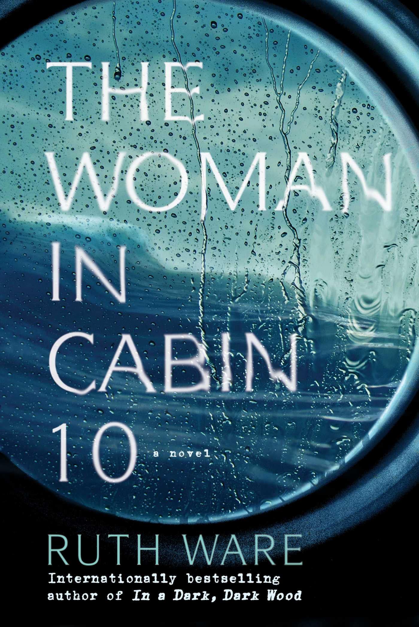 The woman in cabin 10 9781501151774 hr