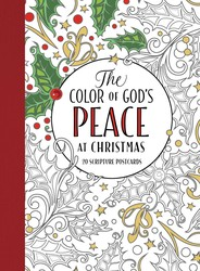 The Color of God's Peace at Christmas