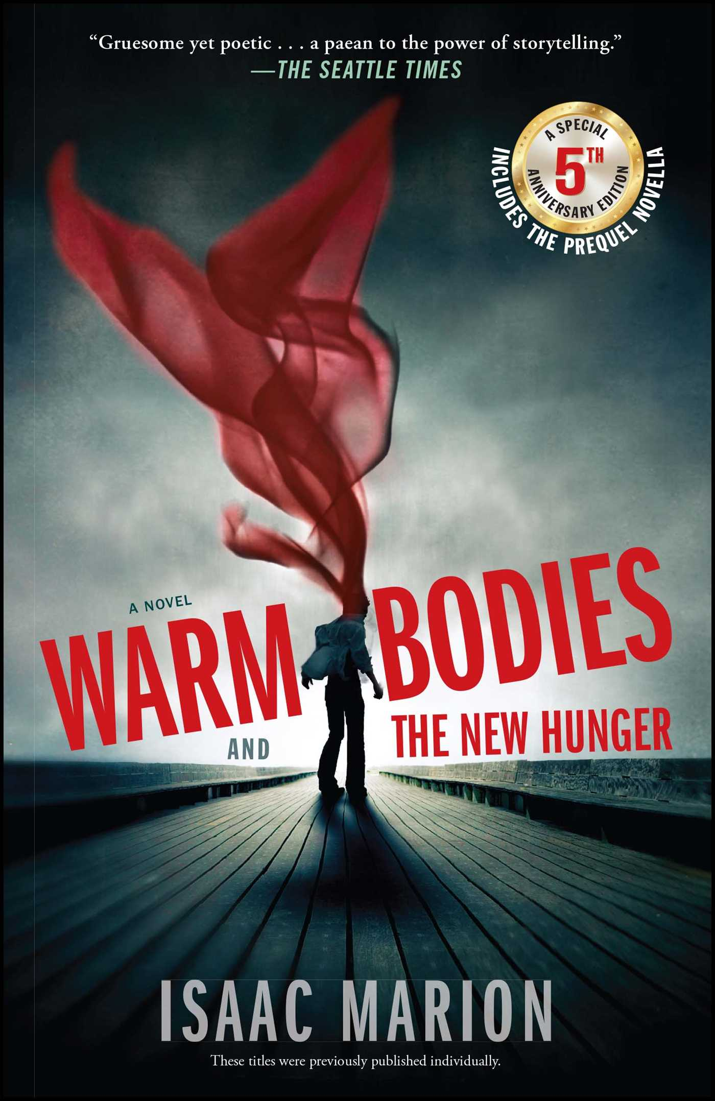 Warm bodies and the new hunger 9781501152061 hr