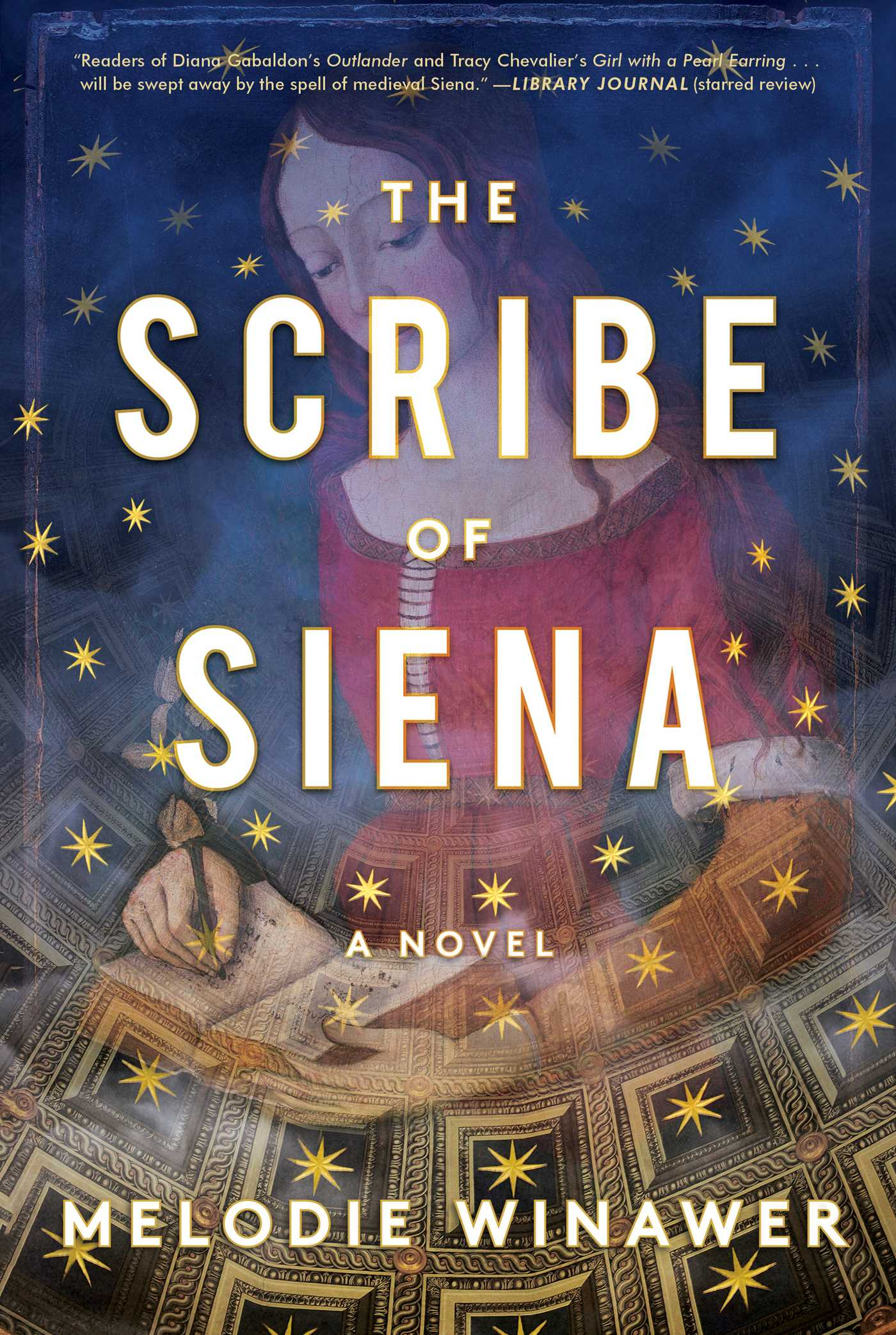 The scribe of siena 9781501152252 hr