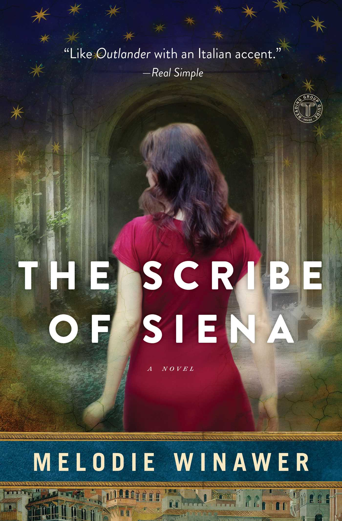 The scribe of siena 9781501152276 hr