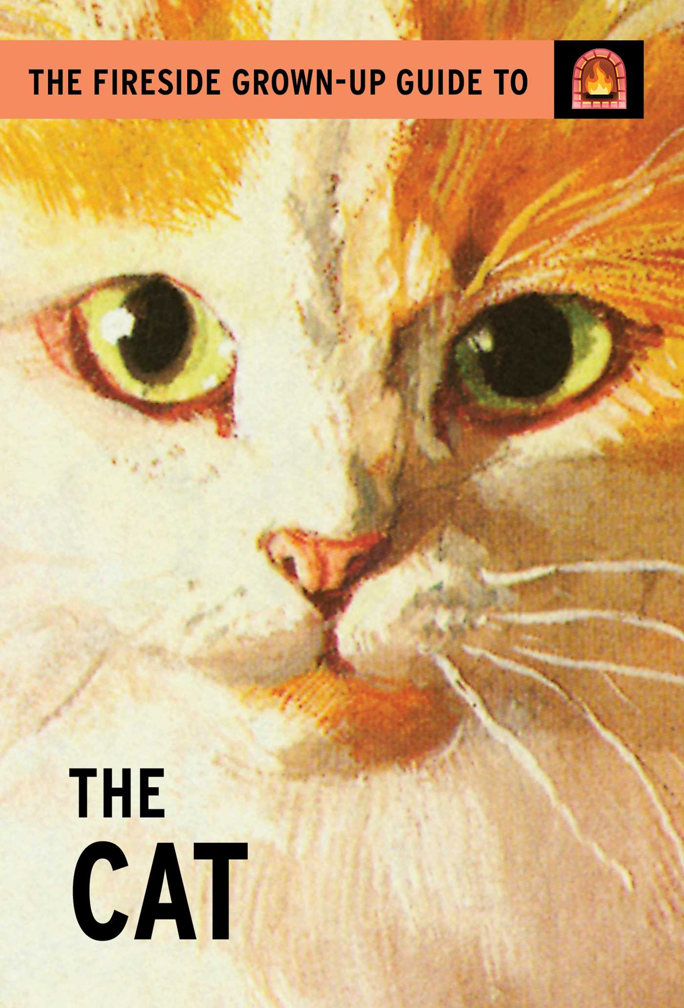 The fireside grown up guide to the cat 9781501152795 hr