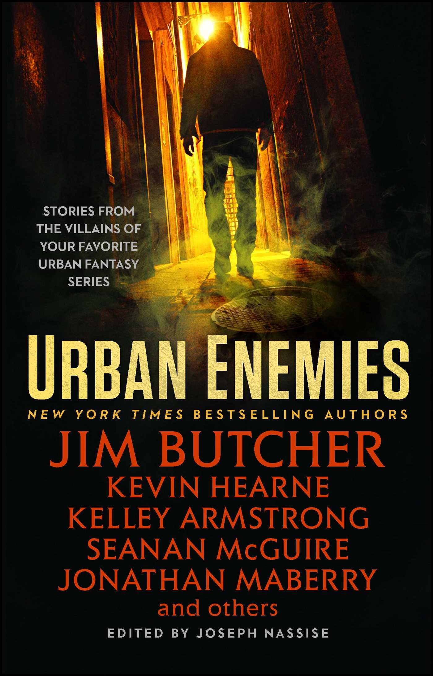Urban Enemies 9781501155086 Hr