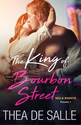King of Bourbon Street book cover