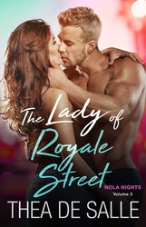 The Lady of Royale Street book cover