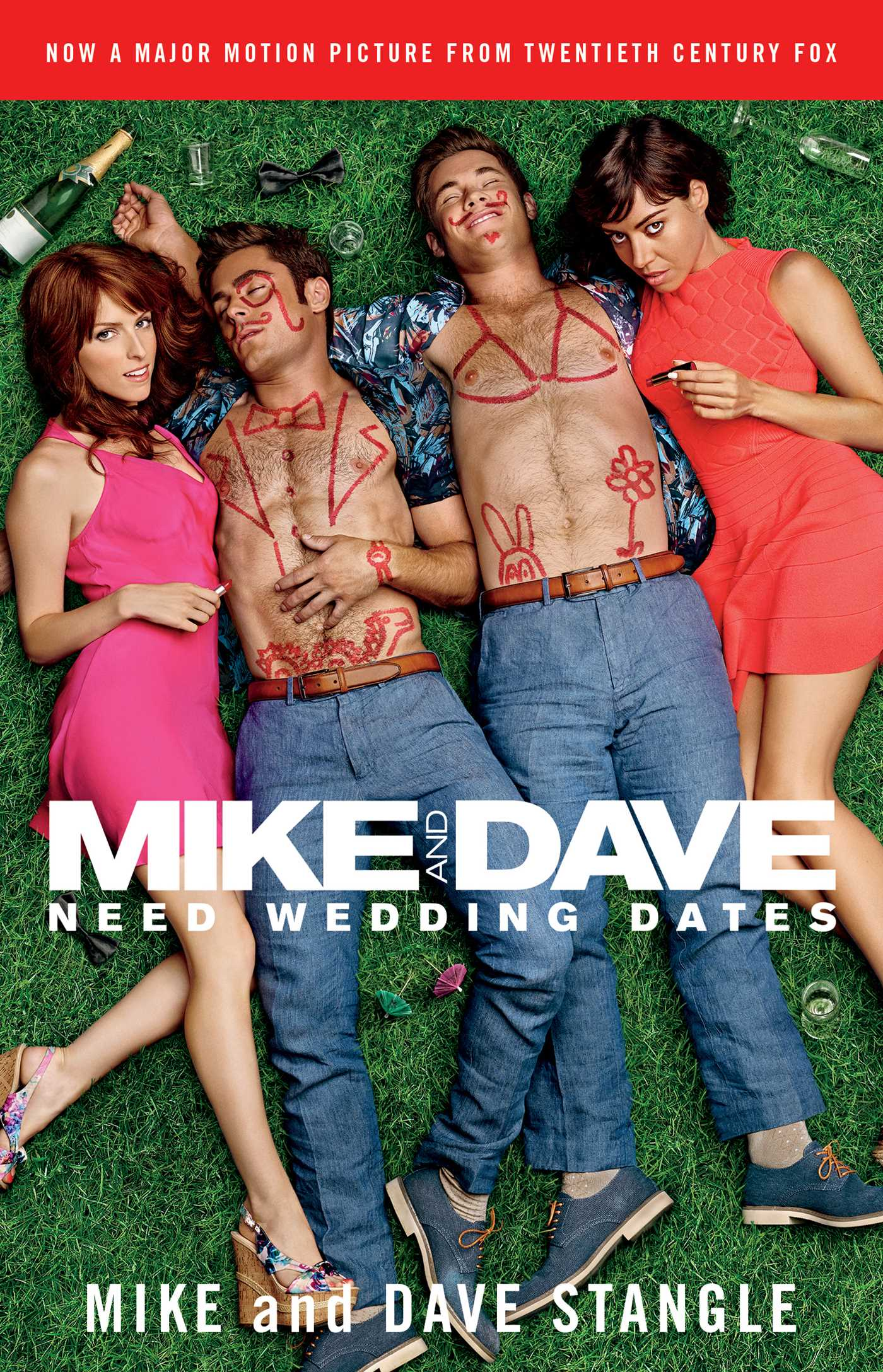 Mike and dave need wedding dates 9781501157097 hr