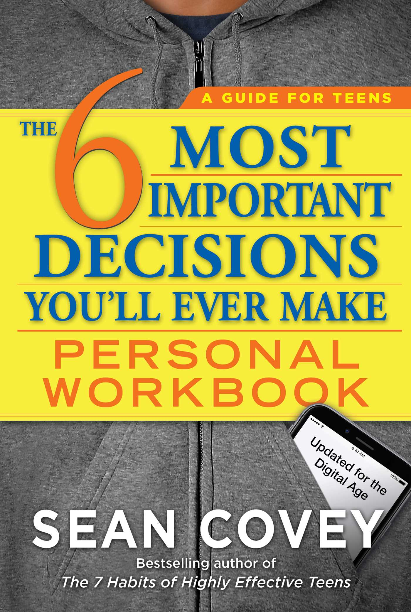 The 6 most important decisions youll ever make personal workbook 9781501157141 hr