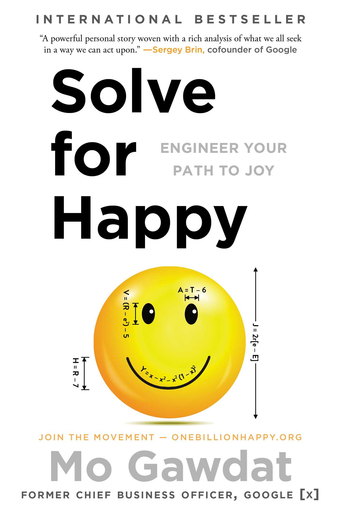 Solve for happy 9781501157585 hr